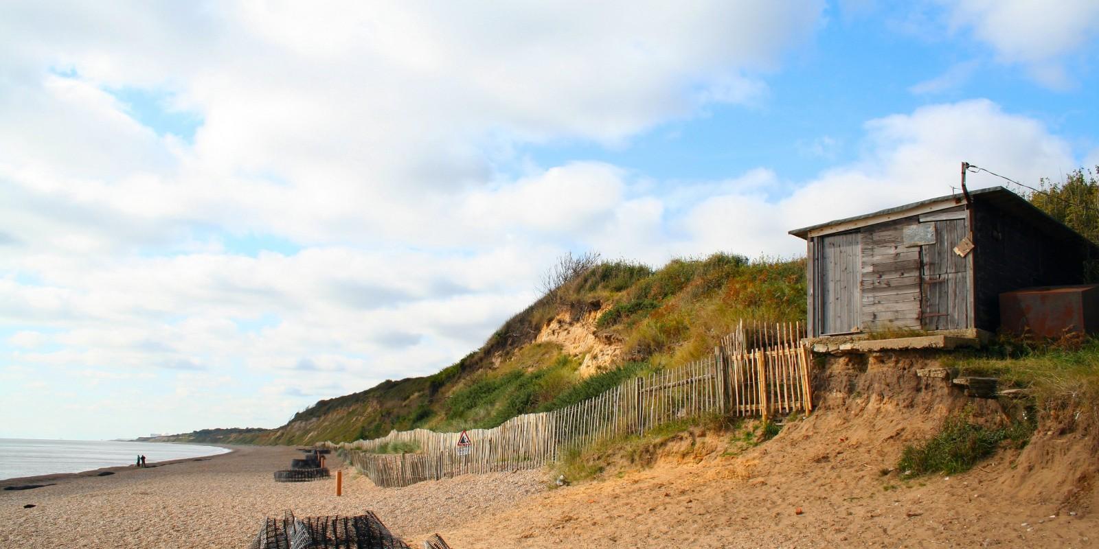 Dunwich Beach shot